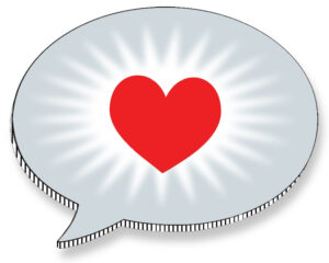 Speak to the heart. English Martketing Works